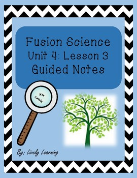 Fusion Unit 4 lesson 3 Guided notes