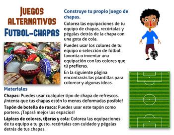 Fútbol Chapas. Juegos alternativos populares