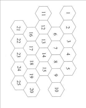 Futur Simple : Honeycomb (writing game)