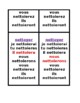 Futur simple (Future in French) Spelling Change Verbs Jeu des Sept Familles