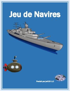 Futur simple (Future tense in French) Bataille navale Battleship game