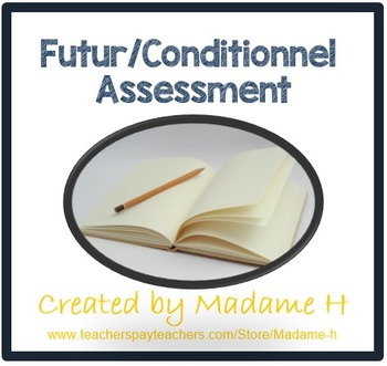Futur/Conditionnel Assessment