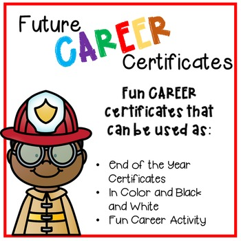 Future Career Certificates