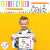 End of the Year Future Career Award Certificates