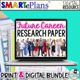 Future Career Research Paper (Digital + Print Bundle)