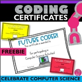 Coding Awards Computer Science