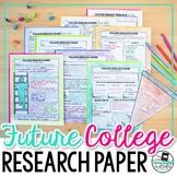 Future College Research Paper