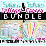 Future College and Future Career Research Paper Bundle