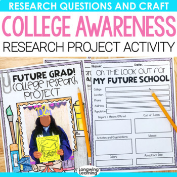 Future Grad:Editable Career Day Project