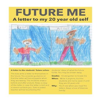 Future Me - Detailed Lesson Plan and Handouts