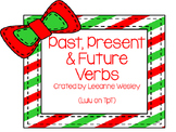 Future, Past, and PRESENTS Verbs