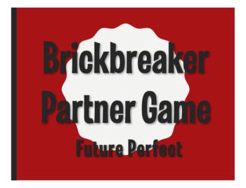 Spanish Future Perfect Brickbreaker Partner Game