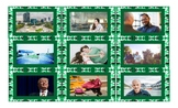 Future Perfect Continuous Tense Legal Size Photo Card Game