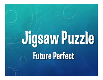 Spanish Future Perfect Jigsaw Puzzle