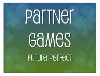 Spanish Future Perfect Partner Games