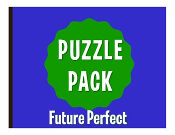 Spanish Future Perfect Puzzle Pack