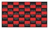 Future Perfect Tense Spanish Checker Board Game