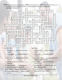Future Perfect Tense Spanish Crossword Puzzle