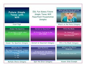 Future Simple Tense-Will PowerPoint Presentation