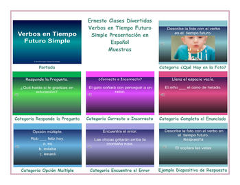 Future Simple Tense with will Spanish PowerPoint Presentation