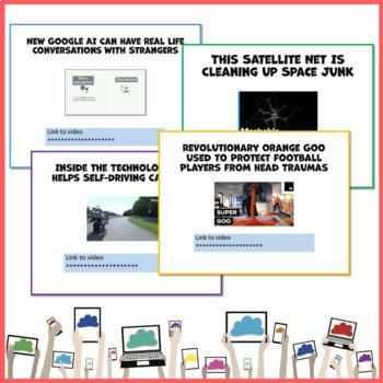 Future Tech #3 Videos & Questions Activity