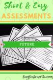 Future Tense Assessment