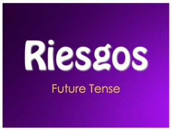 Best Sellers: Spanish Future Tense