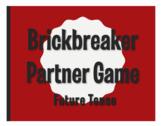 Spanish Future Tense Brickbreaker Partner Game