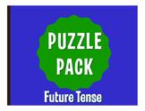 Spanish Future Tense Puzzle Pack