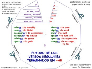 Take Off In Spanish Pdf