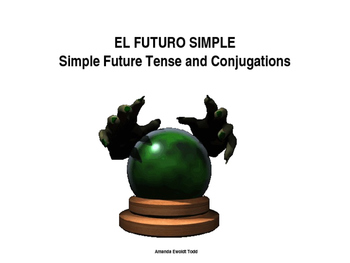 Future Tense Tutorial with Regular and Irregular Conjugations