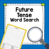Spanish Future Tense Word Search Worksheet Fun