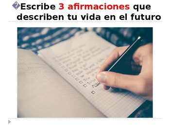 Future Tense in Spanish (PowerPoint)