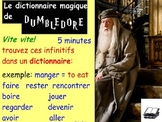 Future Tense with Harry Potter!