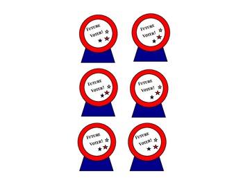 Future Voter Badges