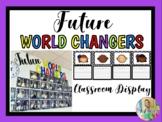 Future World Changers Classroom Display KIT