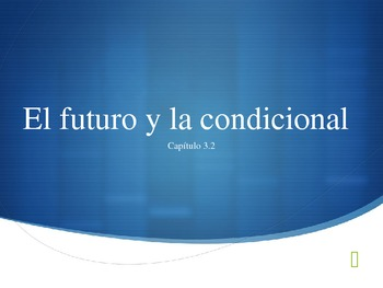 Future and Conditional Power Point