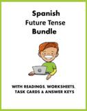 Future and Conditional Spanish Bundle - El futuro y condicional (3 Readings!)