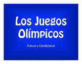 Spanish Future and Conditional Olympics