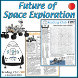 Future of Space Exploration - NASA, Mars, Beyond (puzzles