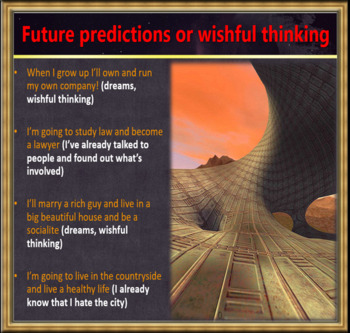 Future – will and going to - grammar for ESL and elementary classes