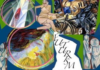 Futurism Art History  Futurist Art  - FREE POSTER