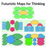 Futuristic Maps for Thinking
