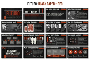 Futuro Bauhaus Powerpoint Templates