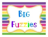 Fuzzies Container Labels