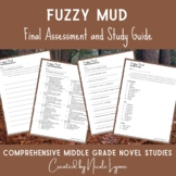 Fuzzy Mud Final Test and Study Guide