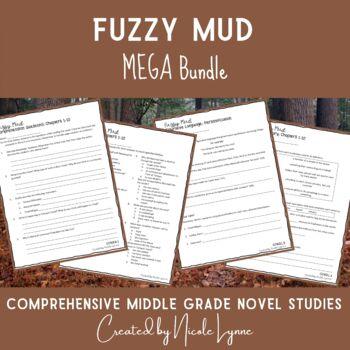 Fuzzy Mud MEGA Bundle (Student Packet and Assessment Bundle)