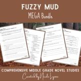 Fuzzy Mud MEGA Bundle (Student Packet and Assessment Bundle)