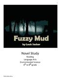 Fuzzy Mud Novel Study