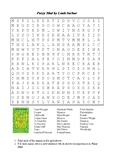 Fuzzy Mud - Word Search (Characters and Places)